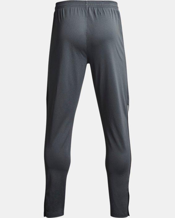 Men's UA Pique Track Pants, Gray, pdpMainDesktop image number 4
