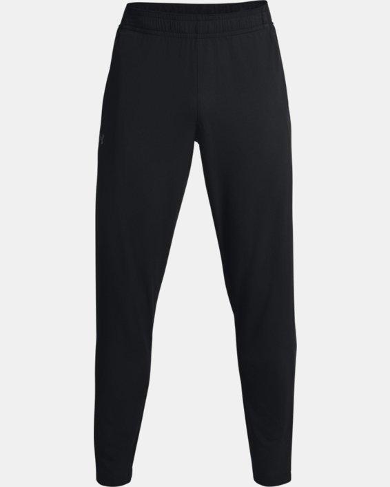 Men's UA Woven Pants, Black, pdpMainDesktop image number 4
