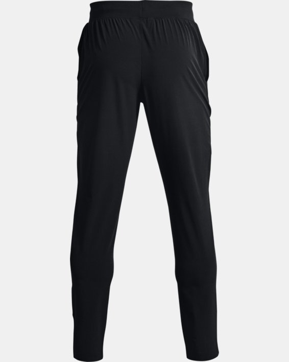Men's UA Stretch Woven Pants, Black, pdpMainDesktop image number 5
