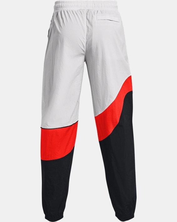 Men's UA 21230 Wind Pants, Gray, pdpMainDesktop image number 7