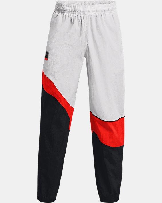 Men's UA 21230 Wind Pants, Gray, pdpMainDesktop image number 6