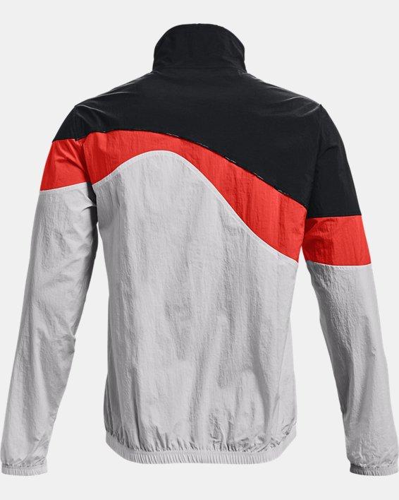 Men's UA 21230 Full-Zip Jacket, Black, pdpMainDesktop image number 5