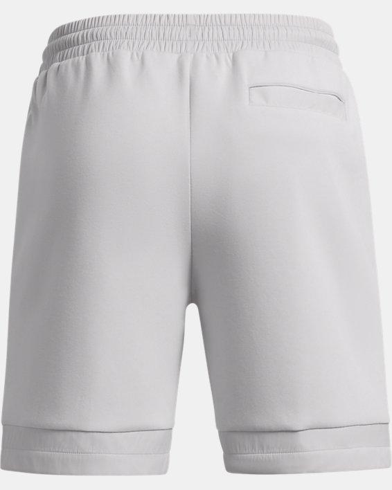 Men's UA Summit Knit Shorts, Gray, pdpMainDesktop image number 4
