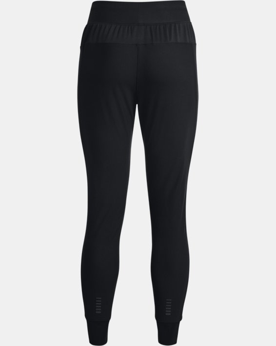 Women's UA Qualifier Run 2.0 Pants, Black, pdpMainDesktop image number 6
