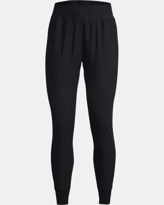 Women's UA Qualifier Run 2.0 Pants, Black, pdpMainDesktop image number 5
