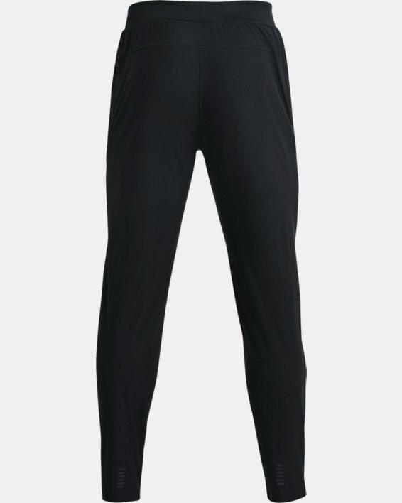 Men's UA Qualifier Run 2.0 Pants, Black, pdpMainDesktop image number 4