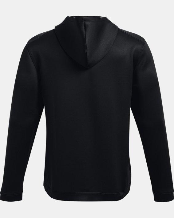 Men's Curry Hooded Track Jacket, Black, pdpMainDesktop image number 6