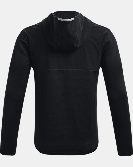 Men's UA Storm Daytona Full-Zip, Black, pdpMainDesktop image number 1