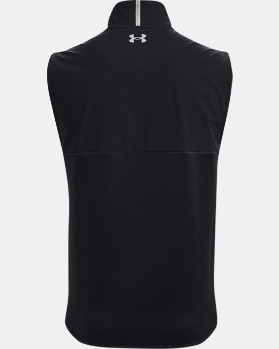 Men's UA Storm Daytona Vest, Black, pdpMainDesktop image number 7