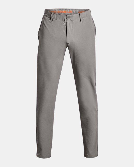 Men's ColdGear® Infrared Tapered Pants, Gray, pdpMainDesktop image number 4