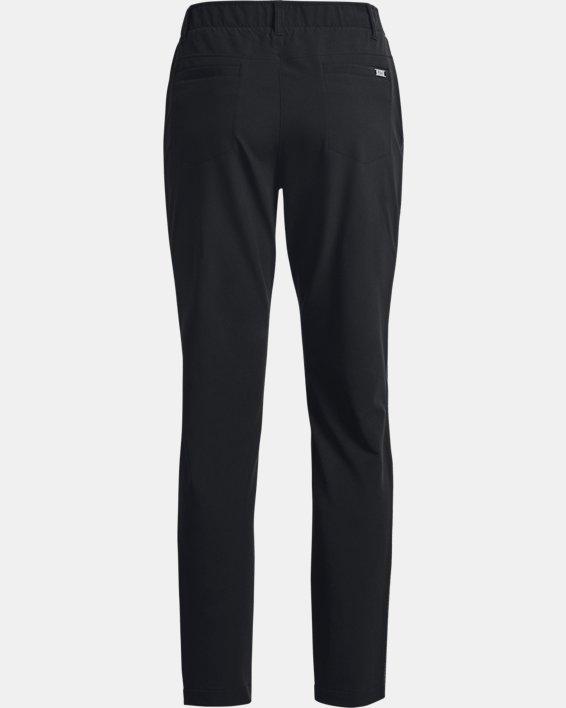 Women's UA Links ColdGear® Infrared 5-Pocket Pants, Black, pdpMainDesktop image number 8