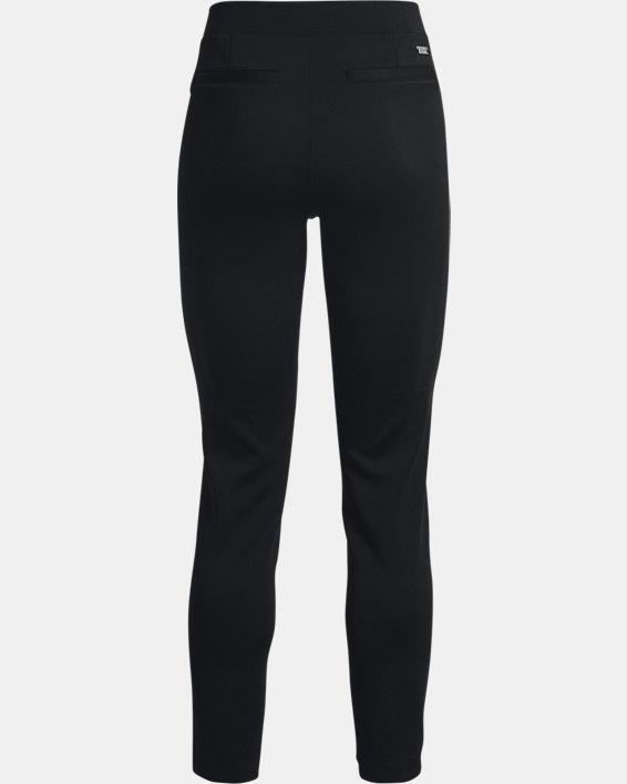 Women's UA Links Pull-On Pants, Black, pdpMainDesktop image number 5