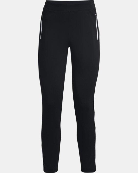 Women's UA Links Pull-On Pants, Black, pdpMainDesktop image number 4
