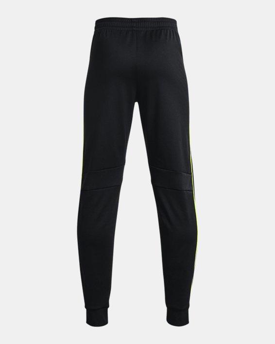 Boys' UA Pennant 2.0 Pants, Black, pdpMainDesktop image number 1