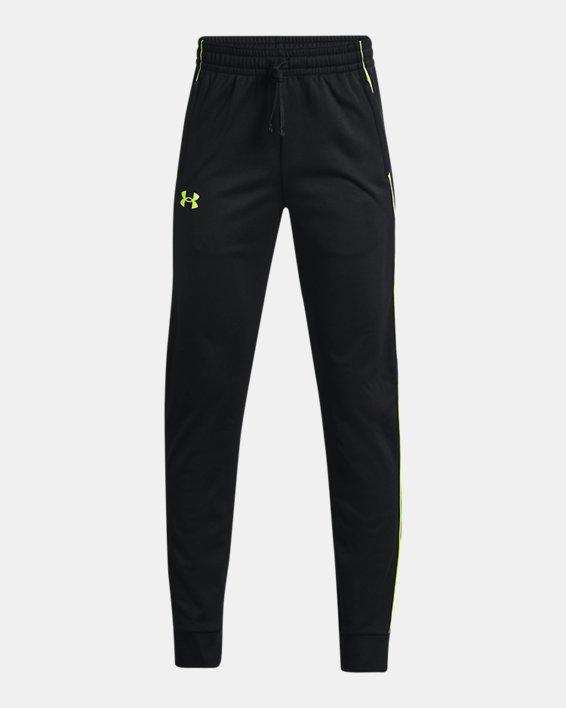 Boys' UA Pennant 2.0 Pants, Black, pdpMainDesktop image number 0