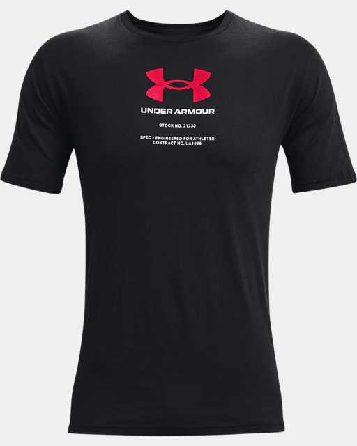 Men's UA Engineered Symbol Short Sleeve
