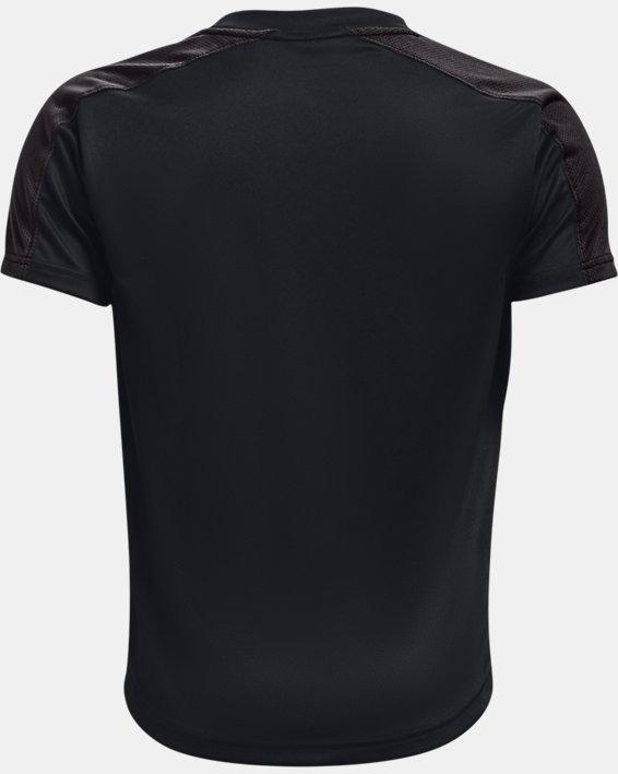 Youth UA Challenger Training T-Shirt, Black, pdpMainDesktop image number 1