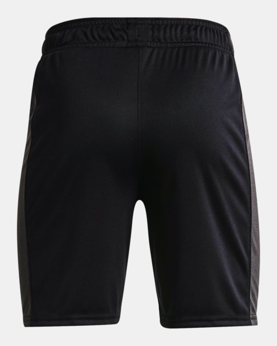 Youth UA Challenger Knit Shorts, Black, pdpMainDesktop image number 1