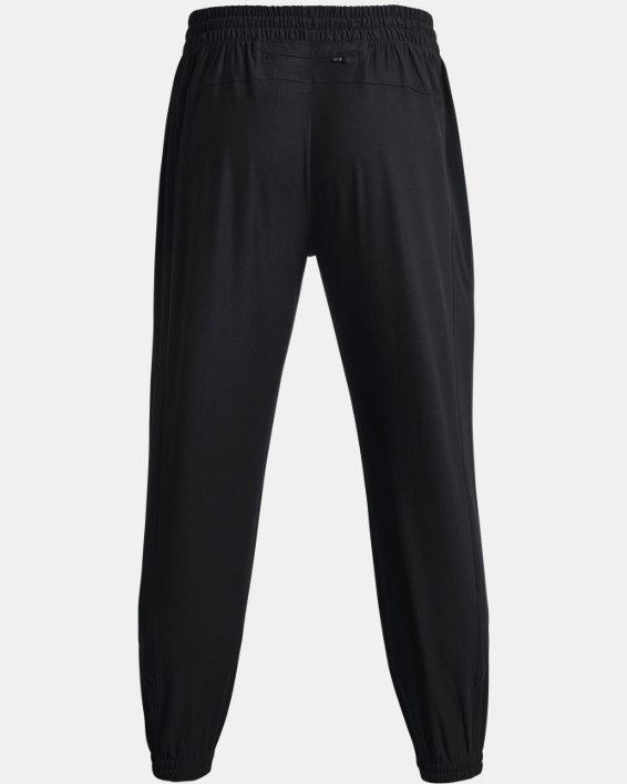 Men's UA Run Anywhere Pants, Black, pdpMainDesktop image number 4