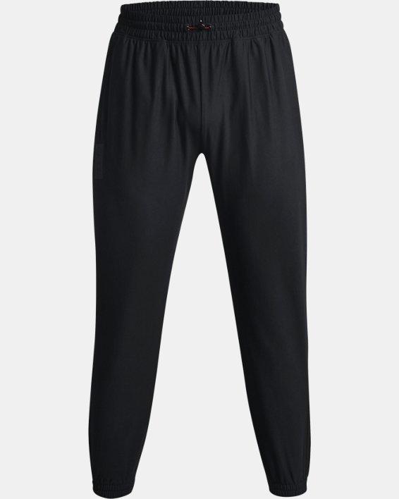 Men's UA Run Anywhere Pants, Black, pdpMainDesktop image number 3
