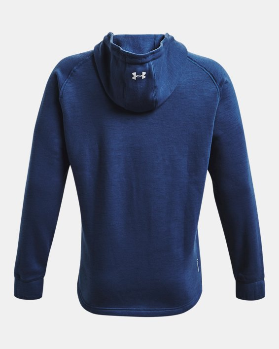 Herenhoodie Project Rock Charged Cotton® Fleece, Blue, pdpMainDesktop image number 6