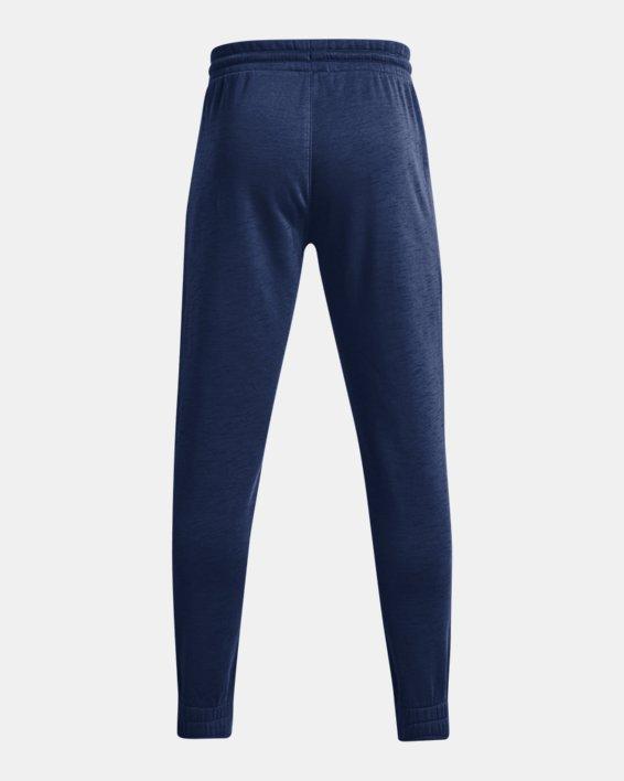Men's Project Rock Charged Cotton® Fleece Joggers, Blue, pdpMainDesktop image number 5