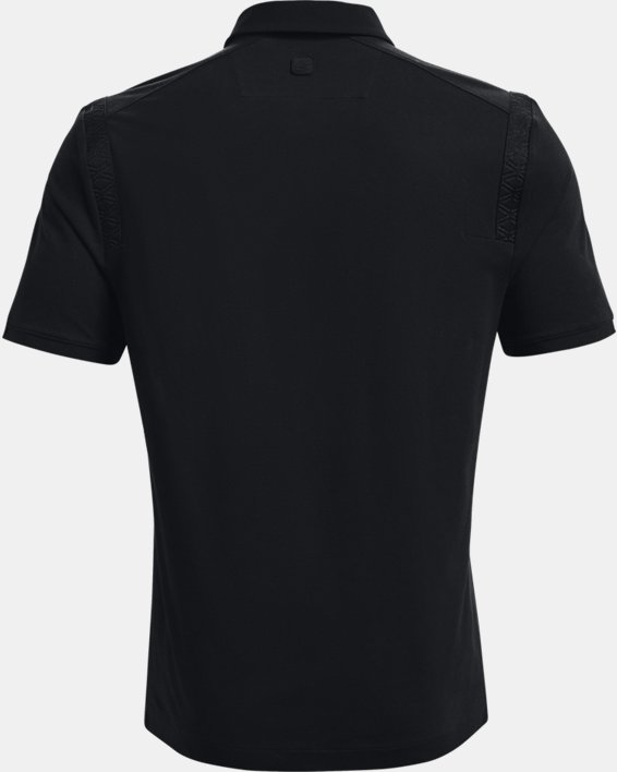 Men's Curry Icon Polo, Black, pdpMainDesktop image number 6