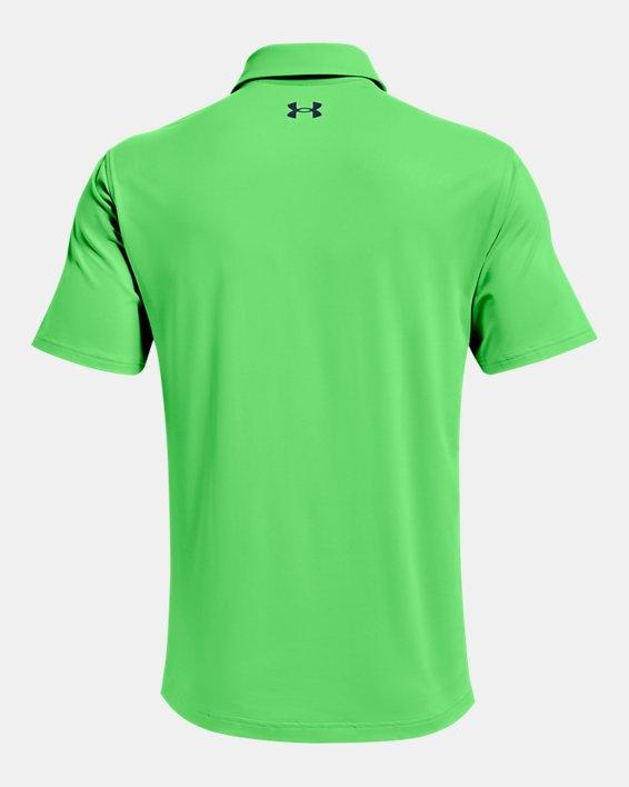 Men's UA T2G Polo, Green, pdpMainDesktop image number 5