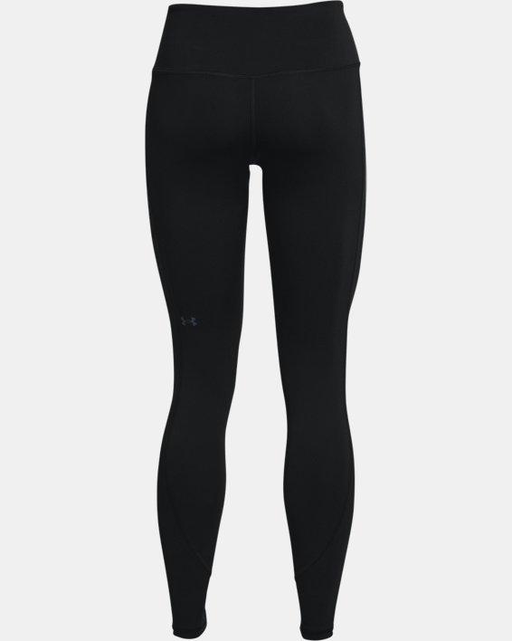 Women's UA RUSH™ No-Slip Waistband Full-Length Leggings, Black, pdpMainDesktop image number 5