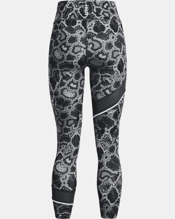 Women's UA Speedpocket Ankle Tights II, Black, pdpMainDesktop image number 1
