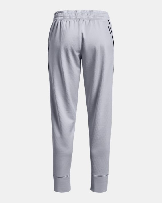 Women's UA RUSH™ Tricot Pants, Gray, pdpMainDesktop image number 5