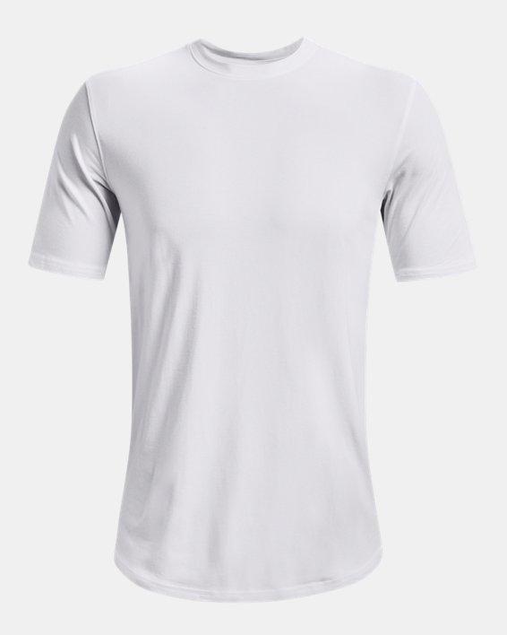 Men's UA Greatest (Tee) Ever Short Sleeve, White, pdpMainDesktop image number 4