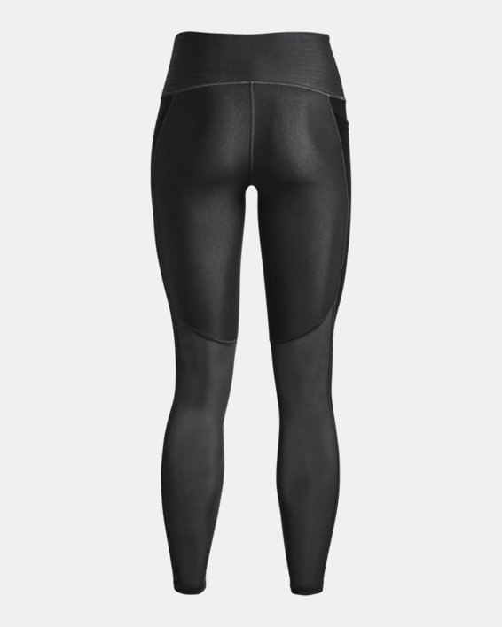 Leggings Project Rock HeatGear® para mujer, Gray, pdpMainDesktop image number 6