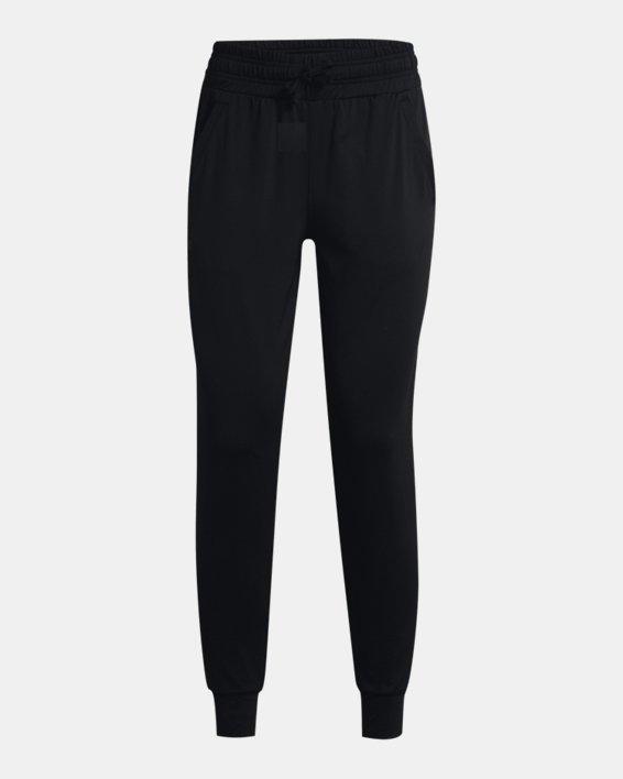 Women's HeatGear® Pants, Black, pdpMainDesktop image number 4