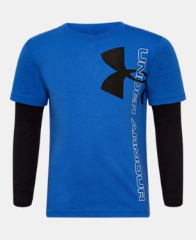 79bc020dbf Boys' Toddler (Size 2T-4T) Long Sleeve Shirts   Under Armour US