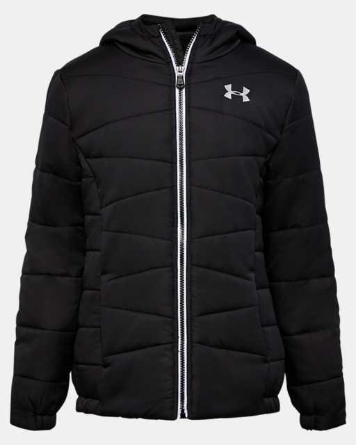 Girls' Pre-School UA Prime Puffer Jacket