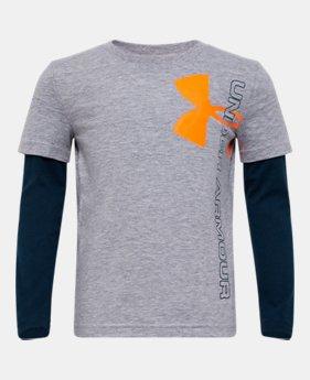 630675860d Boys' Little Kids (Size 4-7) Long Sleeve Shirts | Under Armour US