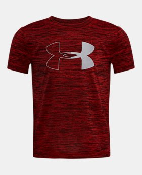 b48280f15f Boys' Little Kids (Size 4-7) Graphic T's | Under Armour US