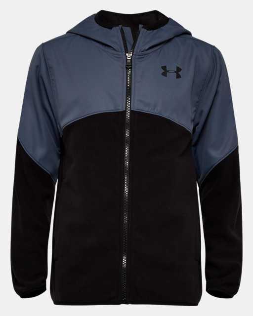 Boys' UA North Rim Microfleece Jacket