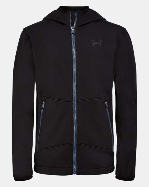 Boys' UA Sim Softshell Jacket