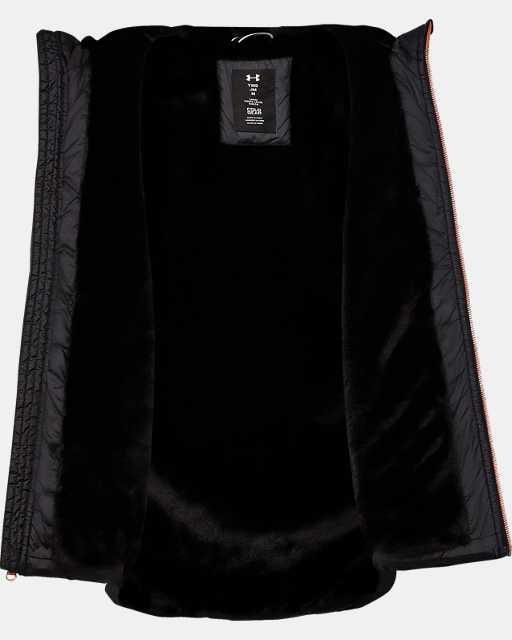 Girls' UA Willow Parka Puffer Jacket