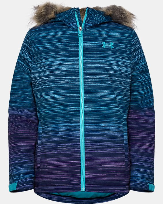 lavandería Folleto Cristo  Girls' UA Laila Jacket | Under Armour