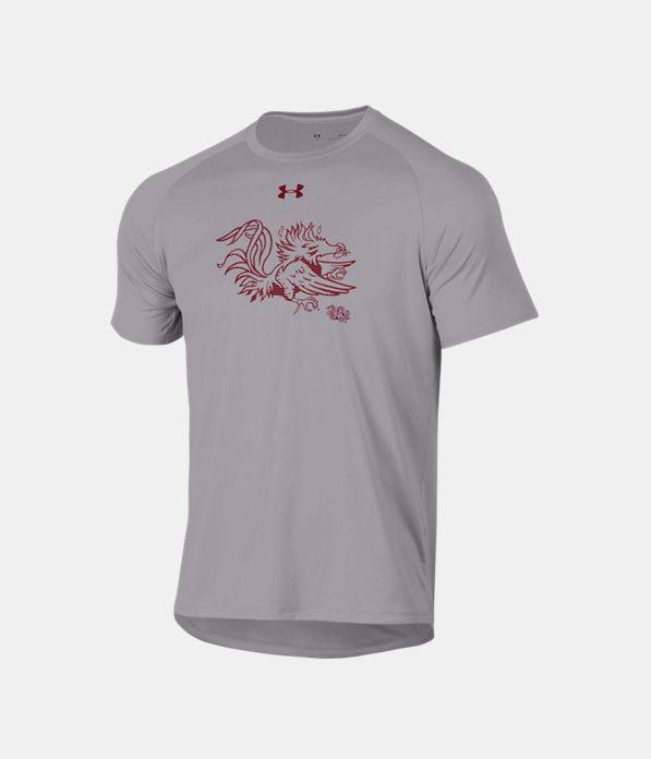 7a074beb7d Men's UA Tech™ Collegiate T-Shirt