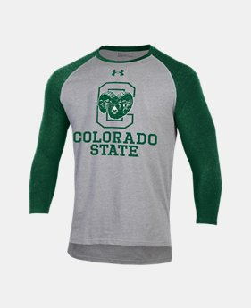 4345c4b8 New Arrival Men's Charged Cotton® Baseball Collegiate T-Shirt $40