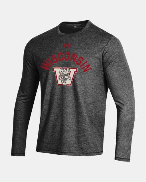 Men's UA Collegiate Long Sleeve T-Shirt