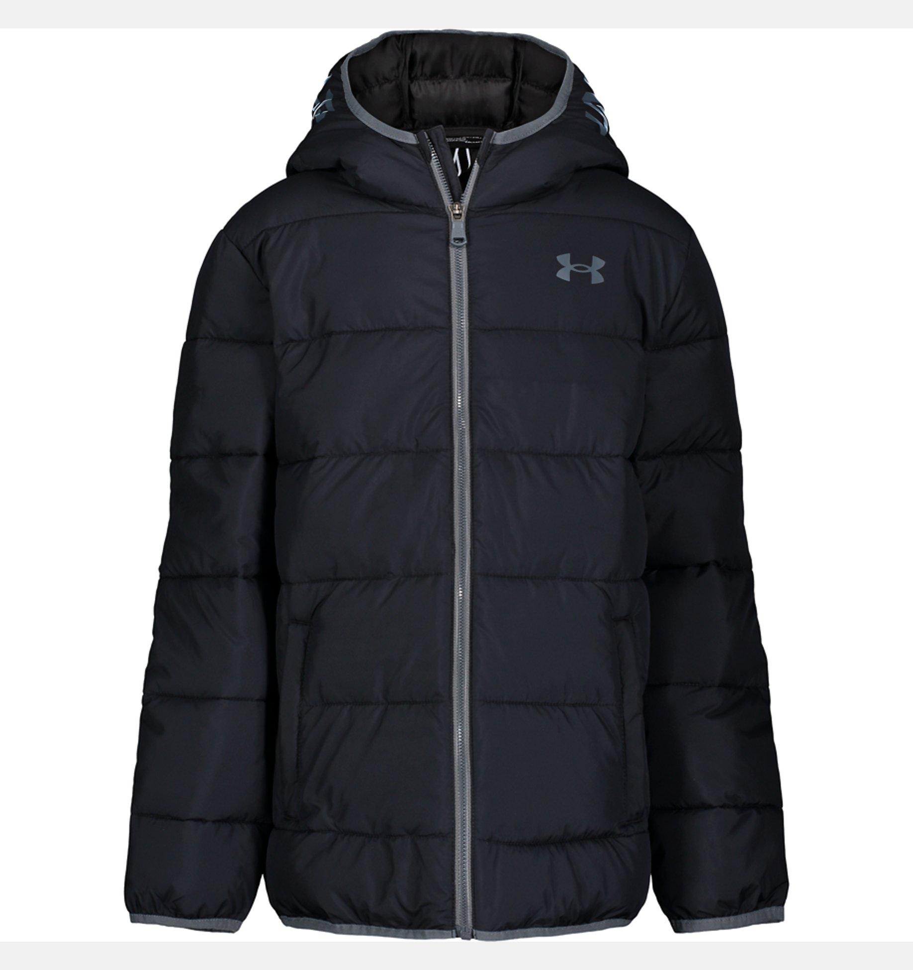 Underarmour Boys Toddler UA Pronto Puffer Jacket
