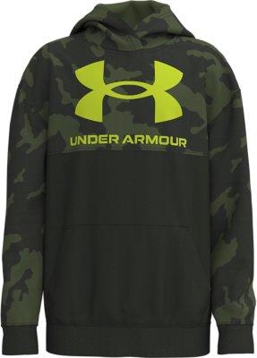 Boys' UA Hunt Fury Symbol Hoodie   Under Armour
