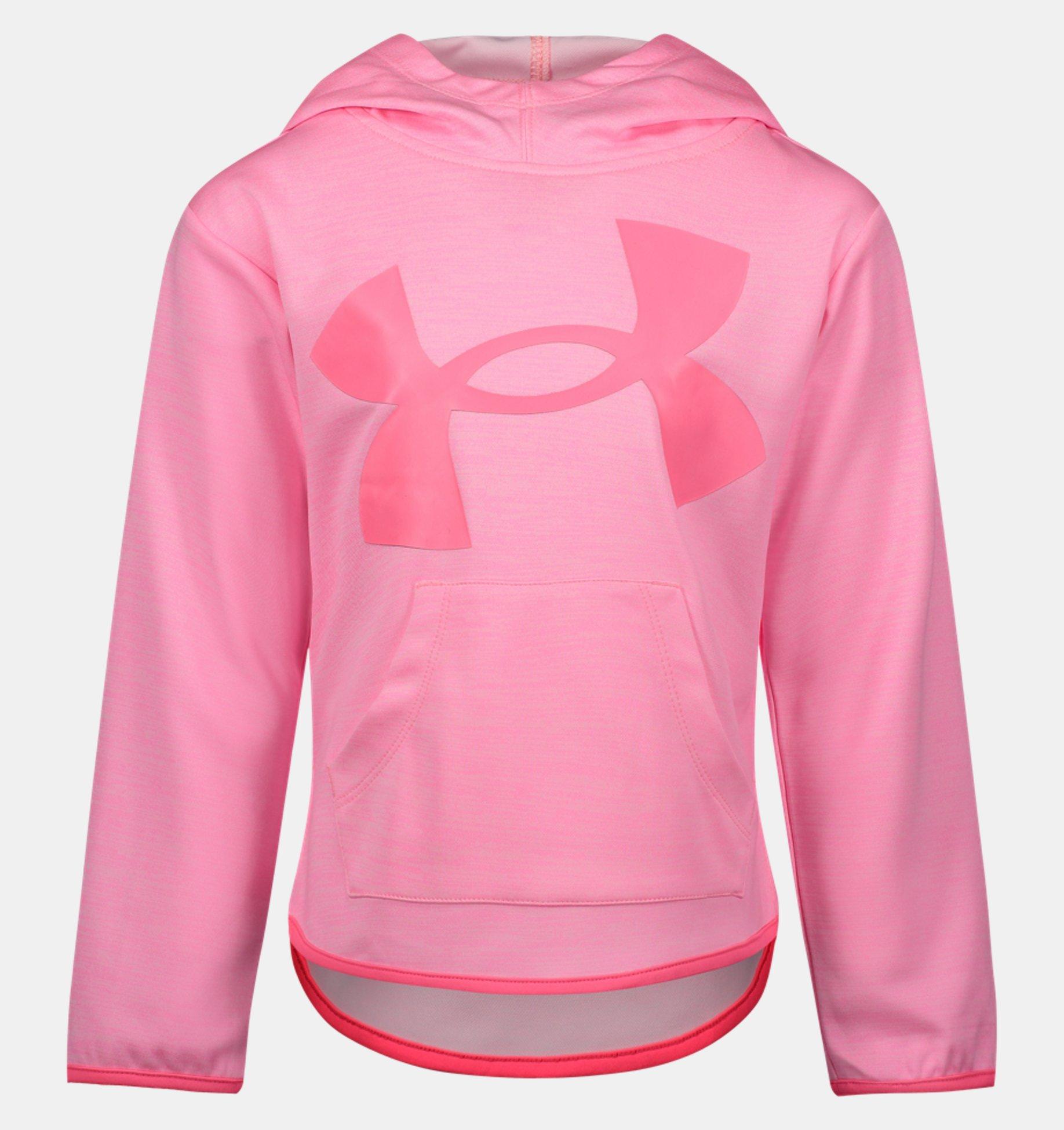 Underarmour Girls Pre-School UA Symbolic Twist Hoodie