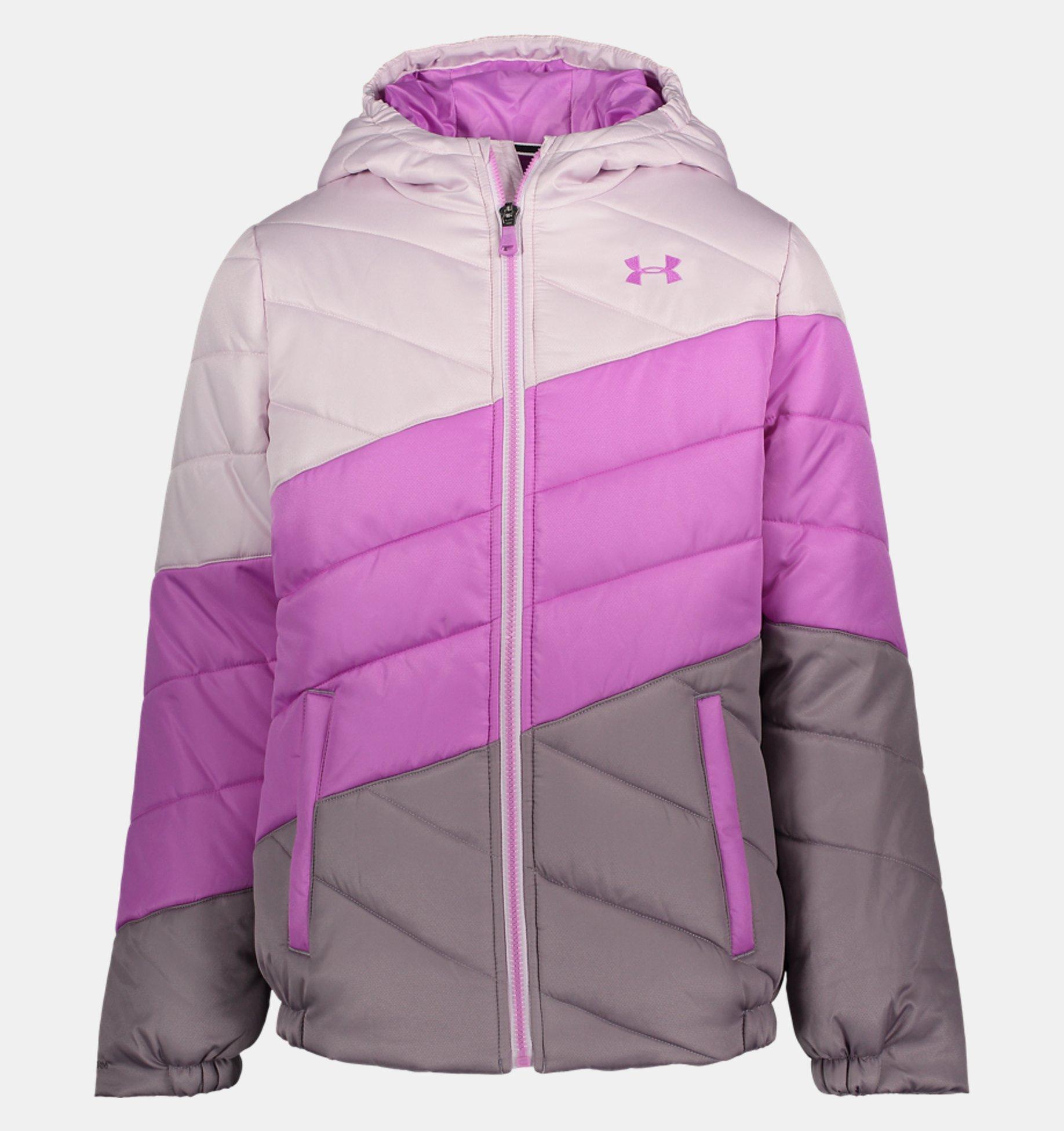 Underarmour Girls UA Prime Block Puffer Jacket