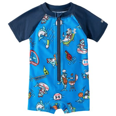Under Armour Girls Baby Ua UPF Ombre Sunsuit